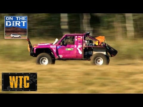 4x4 Winch Truck Challenge 2012 Round 2 - Part 2 Sprint Stage