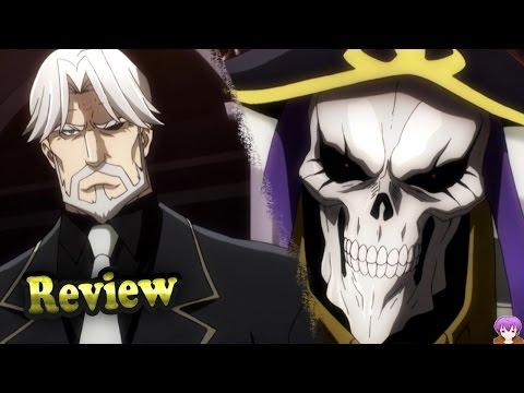 Overlord Episode 3 Anime Review - Change of Mindset オーバーロード