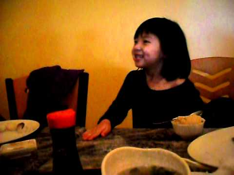 Adorable Hmong Girl Cussed LOL too cute