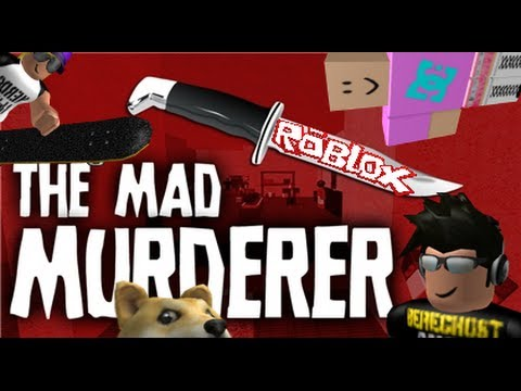 Family Game Nights Plays: Roblox - The Mad Murderer