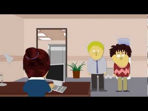 South Park Style Animation Anime Studio Pro