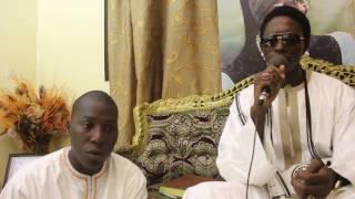 Mame Thierno Mbacké chante pour son père