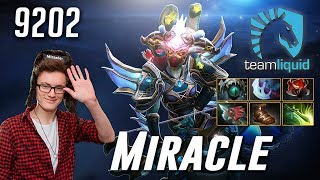Miracle Medusa Gorgon - 9202 MMR - Dota 2 Patch 7.07