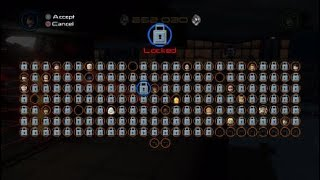 How to choose characters in lego avengers