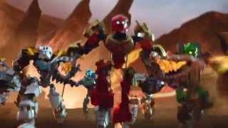 LEGO Bionicle 2015 - Battle for the Mask of Power Commercial (without narration)