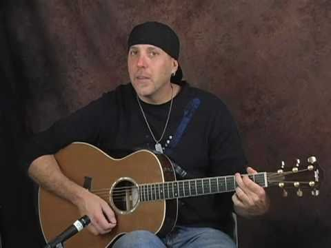 4 simple chords Easy Acoustic Beginner Guitar songs w/ exercises strum patterns