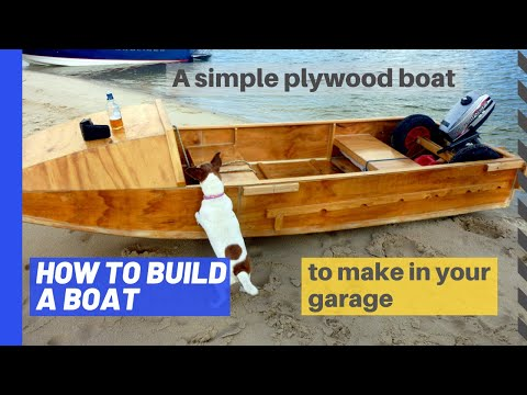 How to build a boat - in 1 month