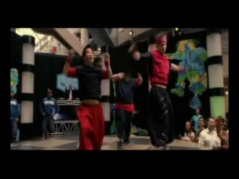 Breakdance movie clip