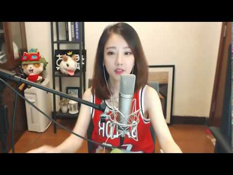 We Don't Talk Anymore  -  Chinese Girl Feng Timo Cover (with Lyrics/Subtitles)