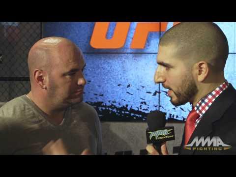 Dana White: 'UFC Won't Make a Dime' Off Reebok Deal