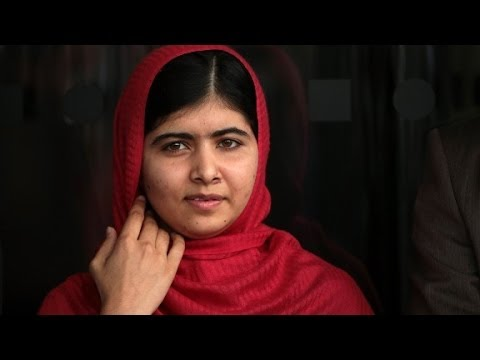 Malala: Pres. Obama should visit Syrian border