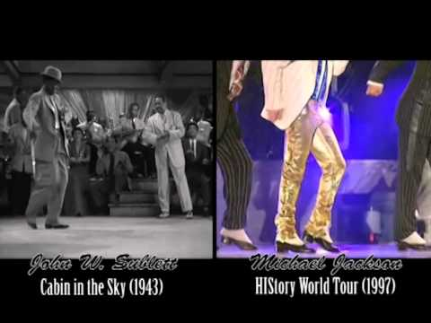 Michael Jackson's influences