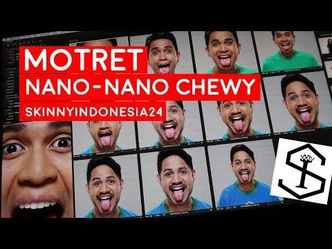 NANO-NANO CHEWY Feat SKINNYINDONESIA24