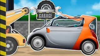 Sub Compact Car | Car Garage Video For Kids And Babies | Cartoon About Cars