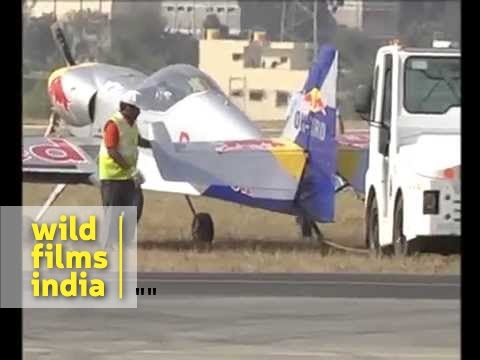 Red Bull planes crashed in India today!