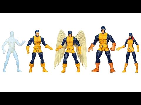 Marvel Legends ALL-NEW X-MEN Action Figure Review