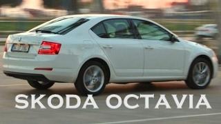 İlk Test - Skoda Octavia