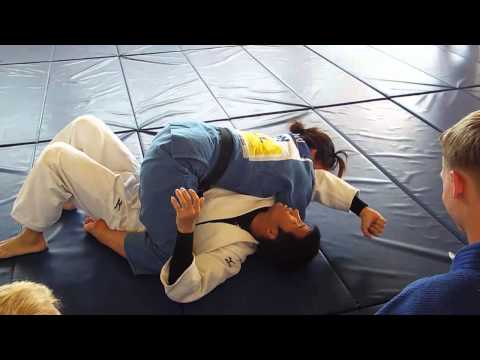 Judo Skills Training Clinic - Feb 1, 2014 - Part 1 Image 1
