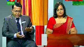 TV show at Bangla Vision on Education UK Exhibition 2011 - Part 1.mp4