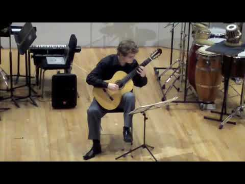 Sequenza for Guitar