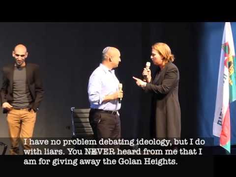 Naftali Bennett: Thug Life (vs Tzipi Livni)