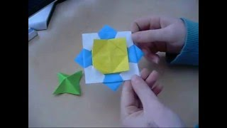 How To Make An Origami Spinner