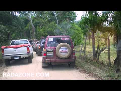 Rally  Frontera Aventura 2015 ruta 1