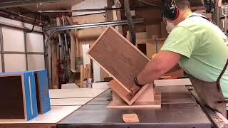 Cutting Miter Splines