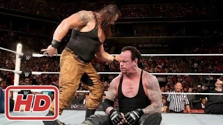 WWE 03252017 The Undertaker vs Braun Strowman Full Match HD 2017 Raw 2017