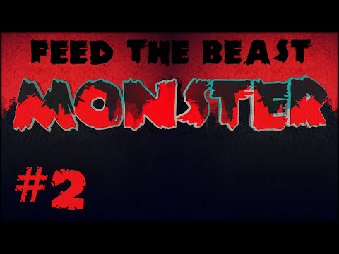 FTB Monster - #2 - Getting Those Morphs