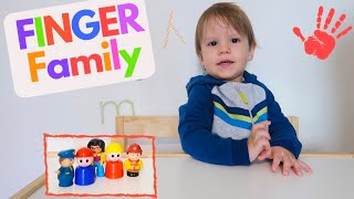 Finger Family - Daddy Finger Daddy Finger Where are You Song + More Nursery Rhymes for Kids