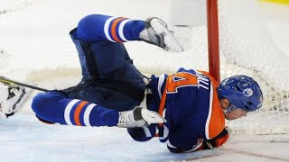 Try Not To Look Away Challenge! Worst NHL Injuries