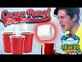 HOT COCOA PONG (Smosh Winter Games)