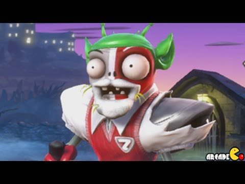 Plants Vs. Zombies: Garden Warfare - Snow Beard Unlocked Joyous Holiday Pack