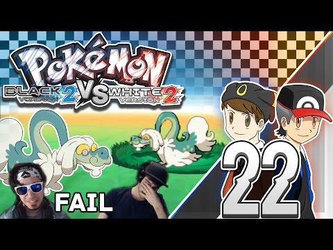 El CAPITULO más FAIL del MUNDO y DRAMPA de Sol y Luna | #22 Pokémon Negro 2 VS Blanco 2 - Grilulocke