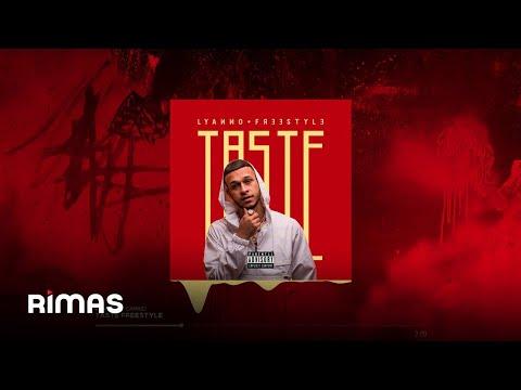 Lyanno - Taste Freestyle ( Audio Oficial )