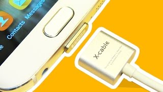 Magnetic Charging Cable! Do you find Cables fiddly?