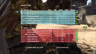 *NOT ME - BOOSTED* Black Ops_ 1695 Kills and 0 Deaths Demolition