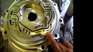 6L90E Wrong Pump installed, No Boost Pressure Rise - Transmission Repair