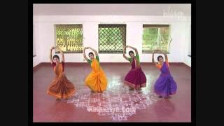 Bharatanatyam Kalakshetra Bani Vol  3   Varnam & Keerthanam
