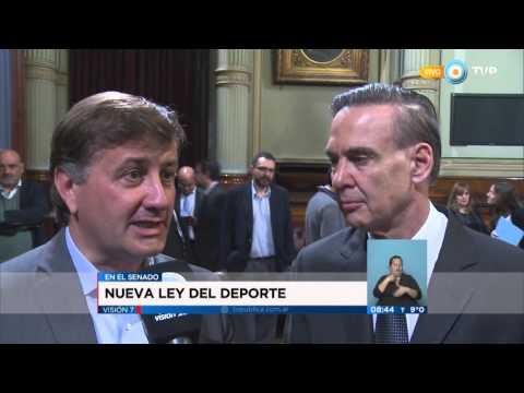 Visión 7 - Nueva Ley del Deporte