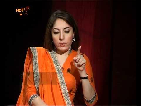 Hot Seat AAJ News Sharmila Farooqi part 04