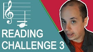 🔴 Reading Notes on Ledger Lines: Music Note Reading Challenge 3