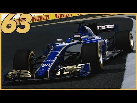 J-O-K-E |3/20| F1 2017 Sauber Career Mode S4. Episode 63