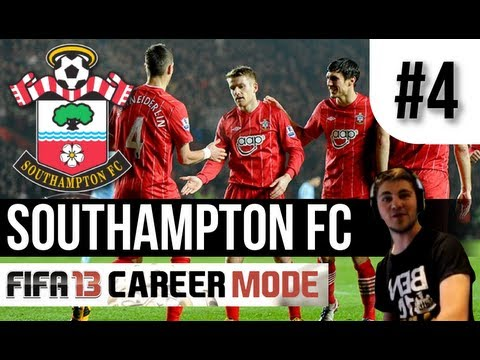 FIFA 13 | Southampton Career Mode - FIFA 13 IS BROKEN!!! #4