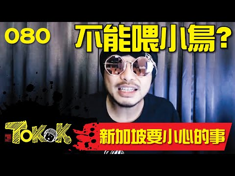 [Namewee Tokok] 080 到新加坡要小心的事 Prohibited Only In Singapore 06-01-2018 | 黃明志
