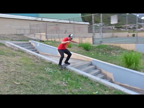 2019 Youtube Skate Part - Andy Schrock