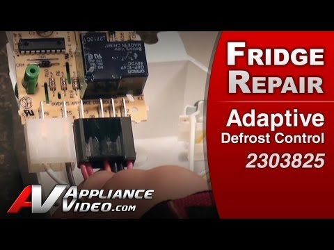 Adaptive Defrost Control - Refrigerator Repair (Whirlpool Replacement Part # 2303825)