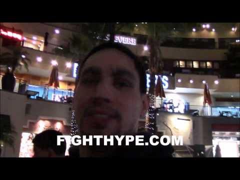 DANNY GARCIA TALKS HATERS AND HOW HIS MERCEDES-BENZ GOT SHOT UP:
