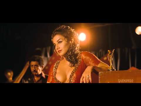 Vidya Balan 'The Dirty Picture' Award Scene